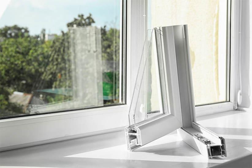 Dubbelglas, een van de verschillende soorten keuzes bij beglazing.