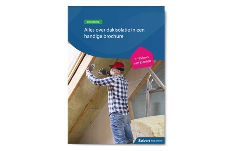 dakisolatie brochure