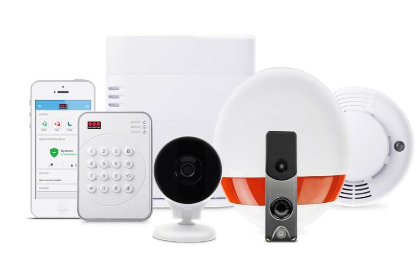 Voordelen alarmsysteem