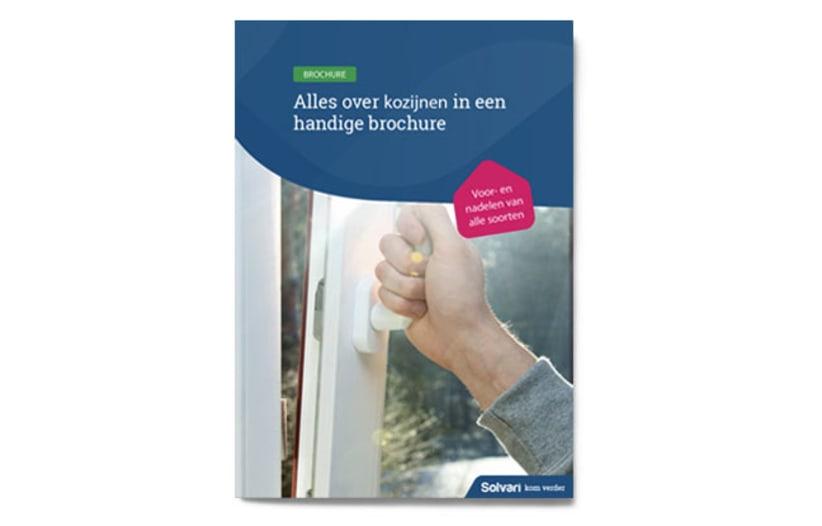 Kozijnen brochure