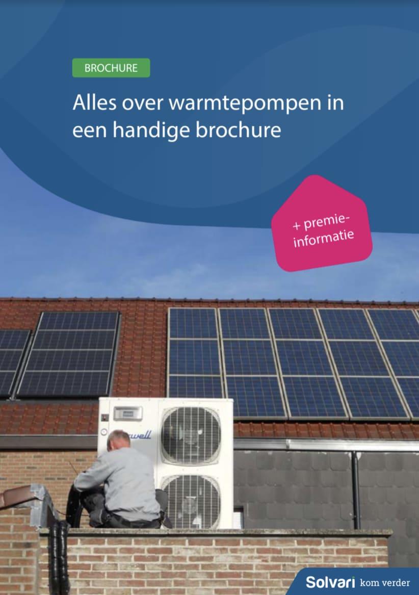 Alles over warmtepompen in een handige brochure!