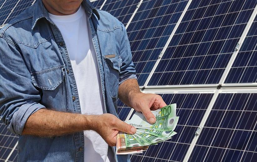 Kosten van zonnepanelen