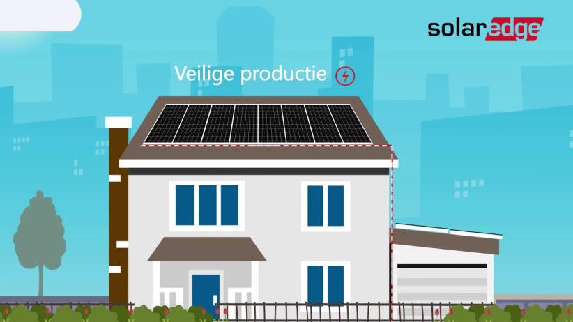 SolarEdge zet de standaard voor PV-veiligheid