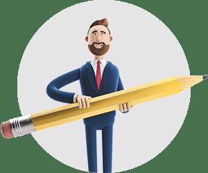 Beschrijf je project