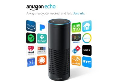 Amazon – Amazon Echo – 2 for $280