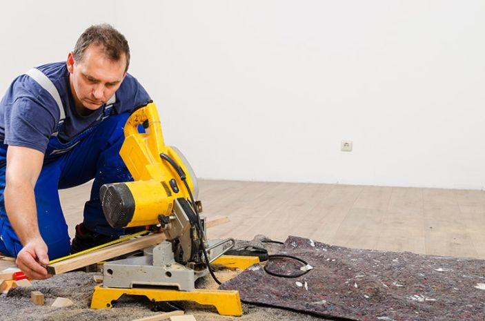 Fußbodenheizung selber verlegen - Planung und Arbeitsteilung