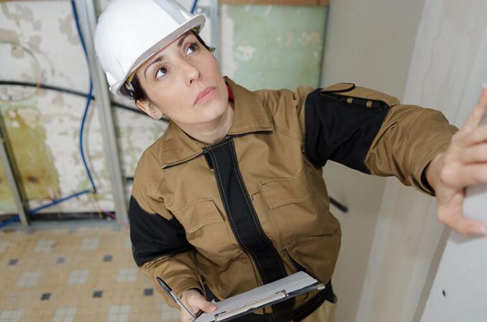 Tätigkeiten des Sachverständiger für Gebäudeschäden