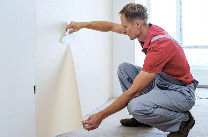 Wasserflecken an der Wand - So können diese entfernt werden