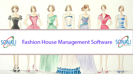 Fashion House Management Software