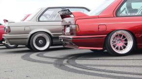 BMW Asphaltfieber Stage Image Event