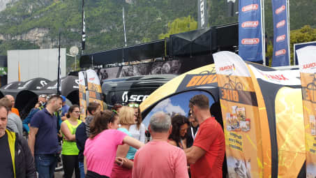 SONAX Stand Bikefestival