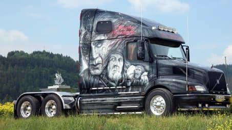 Trucker Festival Pirates
