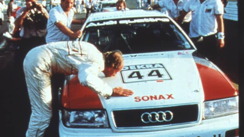 Audi DTM Wagen von 1990