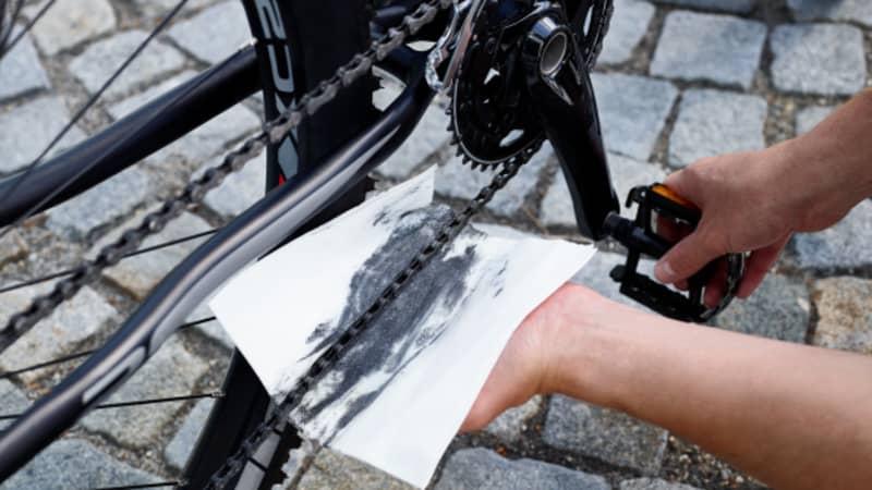Bike Kette reinigen