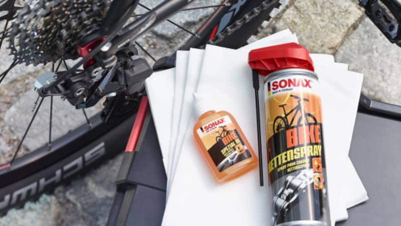Bike Wartung vorbereiten