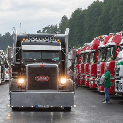Stagebild zum Event Truck & Country, Geiselwind