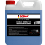 """Das neue """"Sonax Profiline Reload Shampoo"""" ist innovativer Autowäschezusatz, mit dem sich Fahrzeuge in einem Arbeitsschritt waschen und versiegeln lassen."""