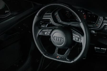 Cockpit Abt RS5