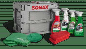 SONAX Truckerbox mit Inhalt