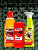 Produkte für die Lackpflege