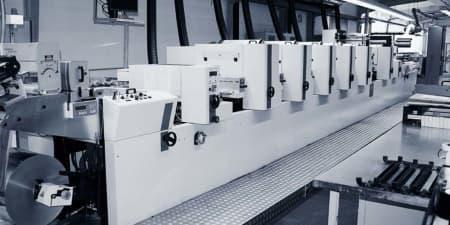 Abbildung Druckmaschine