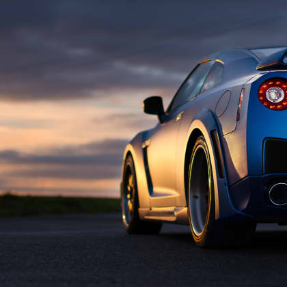 Stage Nissan GT-R