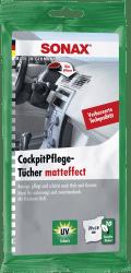 CockpitPflegeTücher Matteffect
