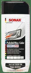 Polish & Wax Color NanoPro weiß