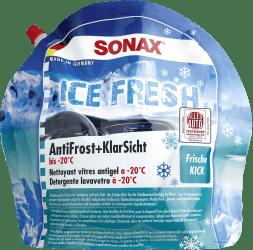 AntiFrost&KlarSicht bis -20°C IceFresh