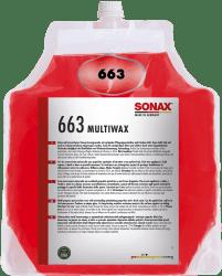 SONAX Multiwax im Standbodenbeutel