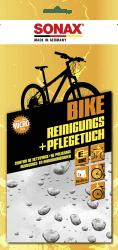 BIKE Reinigungs- & PflegeTuch 40x50 Thekendisplay