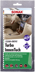 Clean&Drive TurboInnenTuch 40x50 Thekendisplay