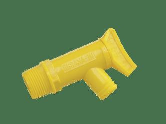 KunststoffAblasshahn für 60 Liter und 200 Liter Blechfässer