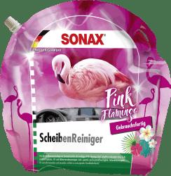 ScheibenReiniger gebrauchsfertig Pink Flamingo