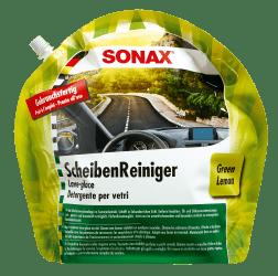 ScheibenReiniger Sommer Gebrauchsfertig Green Lemon