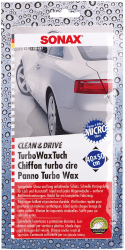 Clean&Drive TurboWaxTuch 40x50 Thekendisplay