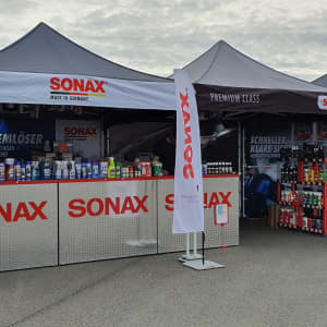 SONAX Stand BMW Syndikat