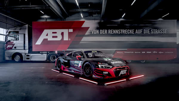 DTM Fahrzeug Audi R8 LMS