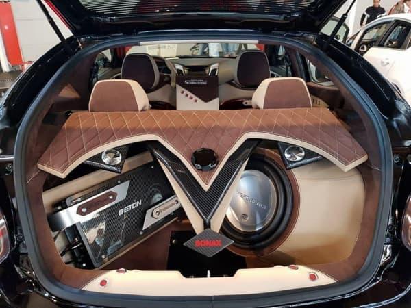 Hifi Anlage Hyundai Veloster