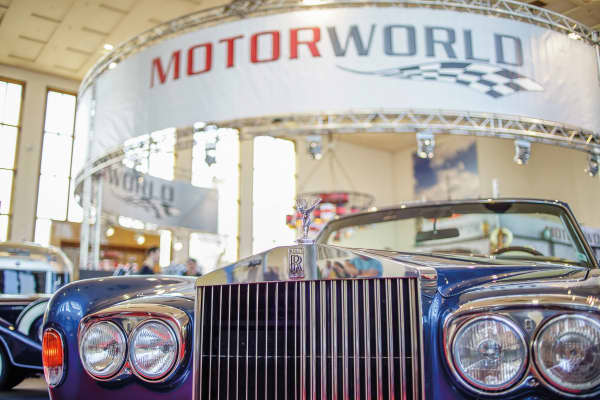 Rolls-Royce Motorworld 2018