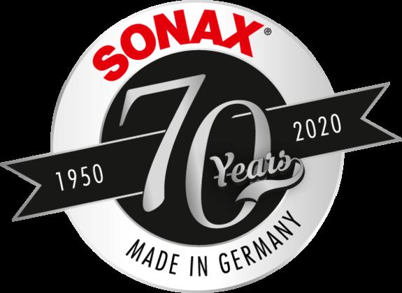 70 Jahre SX Logo