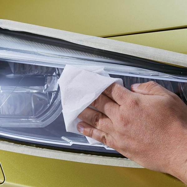 Scheinwerferreinigung BMW 4er