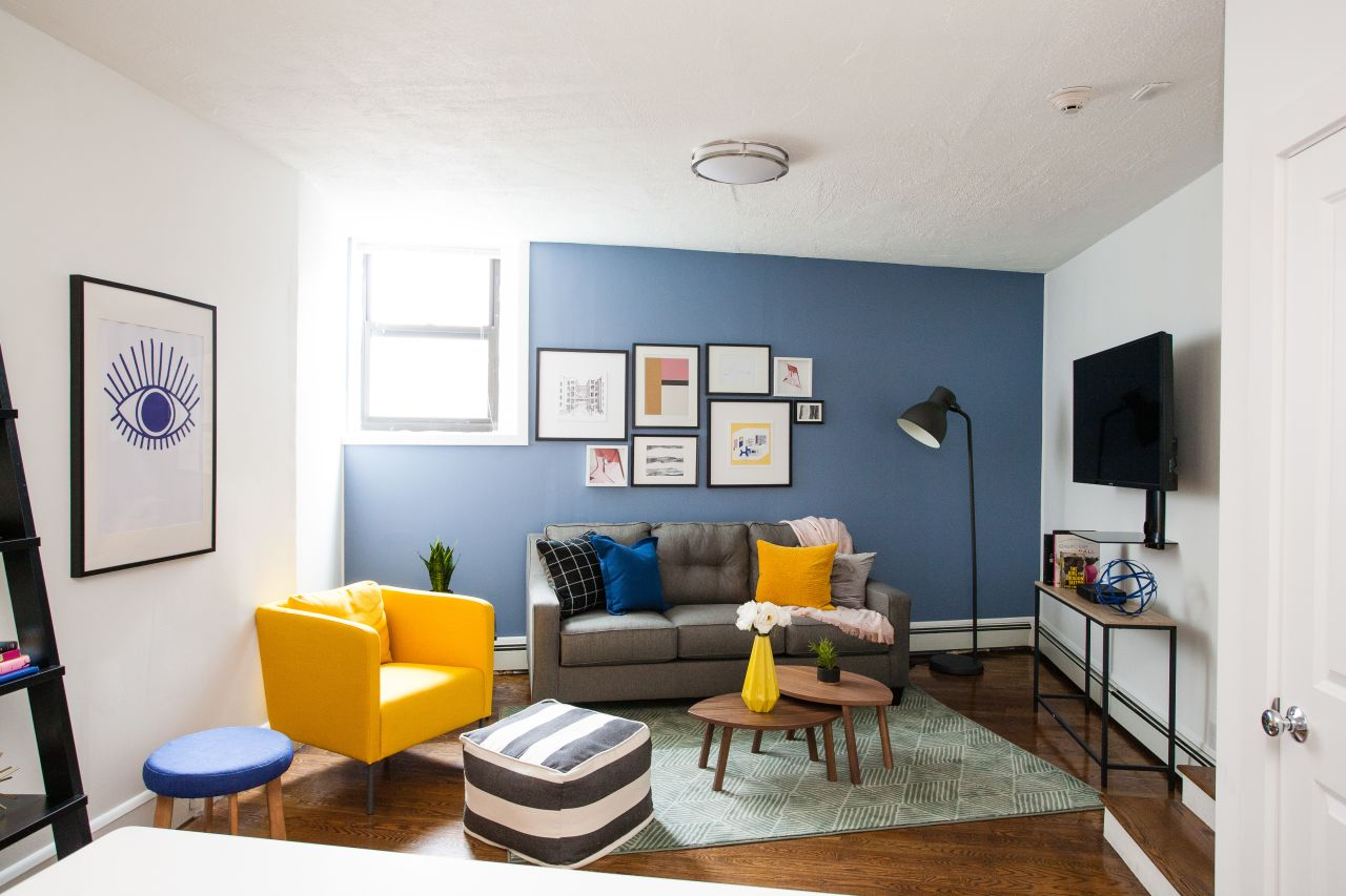 Colorful 1BR in North End - Neighborhood Apartment Rentals ...