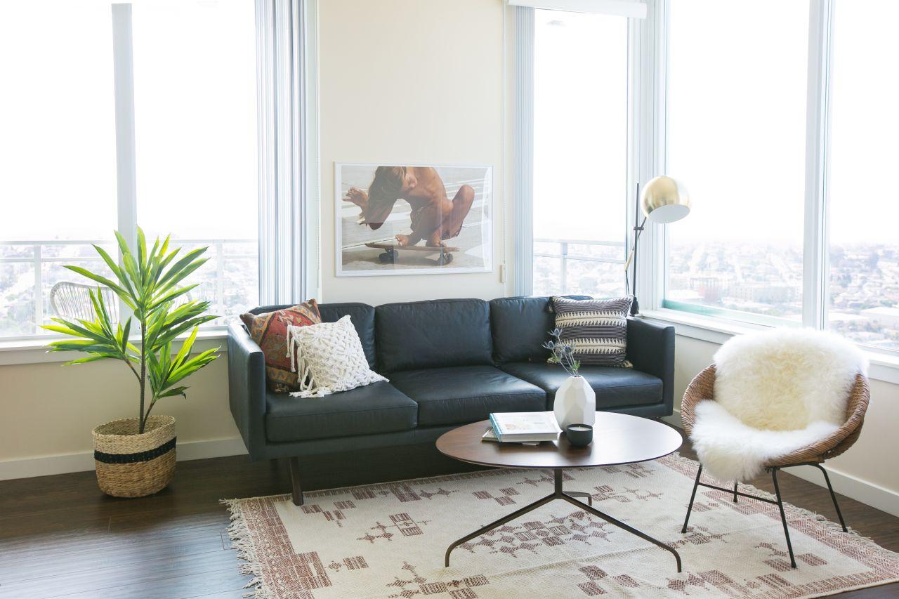 Neighborhood Apartment Rentals | Sonder – Modern 2BR in Downtown San ...