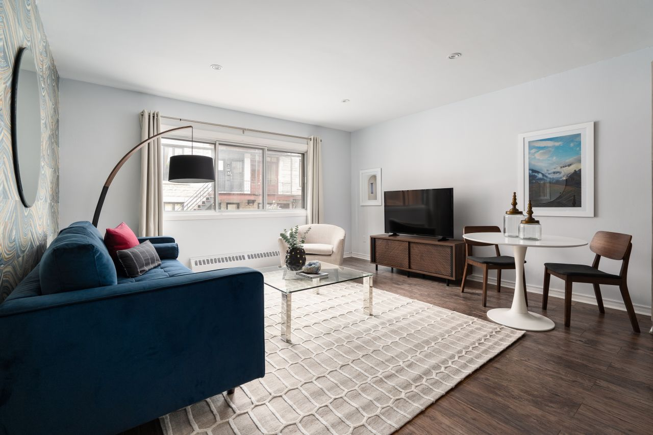 Neighborhood Apartment Rentals | Sonder – Artsy 1BR in Plateau