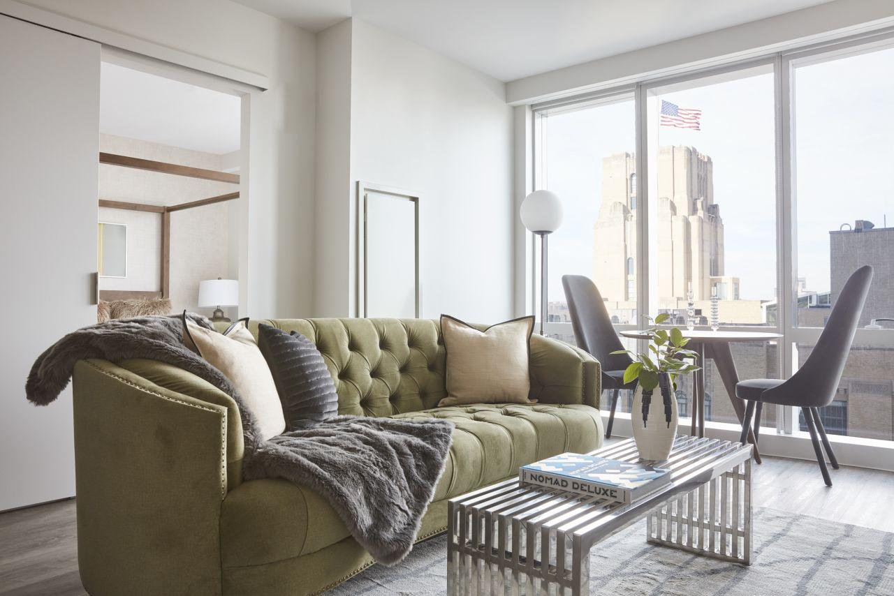 Neighborhood Apartment Rentals   Sonder – Sophisticated 1BR in Fenway
