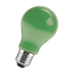 GLS E27 A55 240V 15W Vert photo du produit