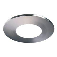 Collerette ronde H2 blanc mat photo du produit