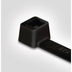 Collier 290x3.5mm noir - T30LL photo du produit