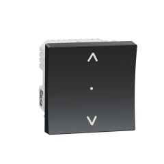 Volet-roulant zigbee anthracit photo du produit